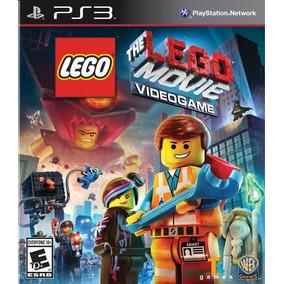 Jogo Lego The Movie - Ps3 - Seminovo