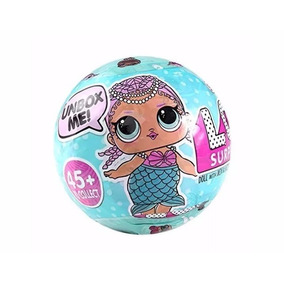 Boneca Lol Surprise Doll With Mix & Match Acessories Serie 1