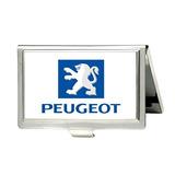 Peugeot Personalizado De Metal De Moda De Acero Inoxidable