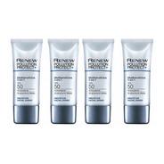 Protetor Solar Facial 3/1 Renew Pollution Fps50 4 Uni - Avon