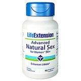 Life Extension Advanced Natural Sex For Women 50+ Vegetarian