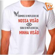 Camisa Nossa Visão - Clube Da Sabedoria