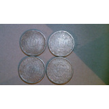 Monedas 10 Centavos Niquel
