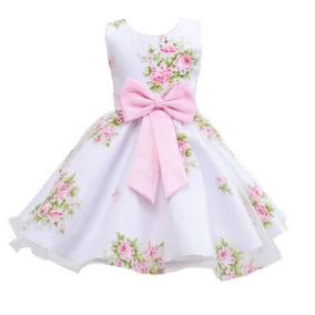 Vestido Festa Infantil Luxo Casamento Daminha Aniversário