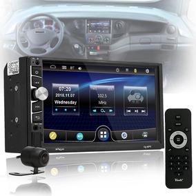Mp5 Automotivo Tv Digital Espelham. Android Bt C/ Câmera Ré