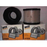 Filtro Aire Gm Luv D-max Diesel 47058 Wix