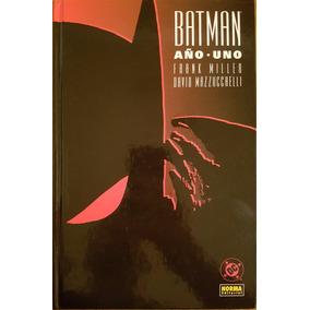Batman Año Uno - Batgirl Año Uno - Robin Año Uno (norma)