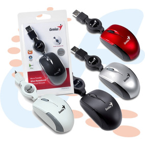 Mouse Genius Xscroll Optico Cable Usb 1200 Dpi Nuevos