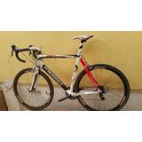 Bike Speed Formagi Italia 57 Carbono Roda Zipp 40mm