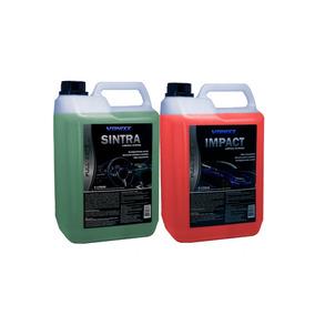 Sintra Impact Vonixx Apc Ultra Concentrado Para Limpeza Auto