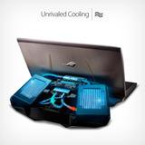 Laptop Asus Rog Gx700vo-vs74k 17.3 I7 1tb Gtx 980 Gamer