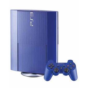 Playstation 3 Combo,ps3 Edicion Especial, Control+gt 6