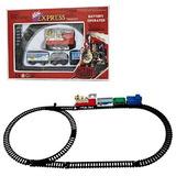 Brinquedo Kit Trenzinho Ferrorama Infantil Trem Infantil
