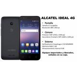 Telefono Alcatel Ideal 4g Lte Mejor Precio Del Mercado