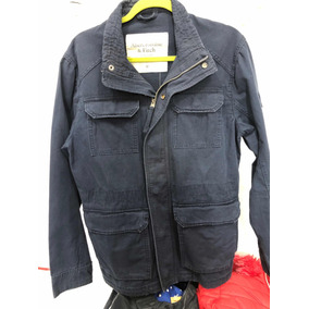 Chamarra Abercrombie And Fitch Hombre 525d317725589