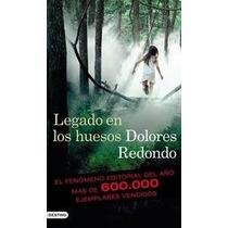 Legado En Los Huesos - Dolores Redondo (libro)