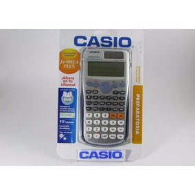 Calculadora Cientifica Casio Fx-991la Plus 417fun |watchito|