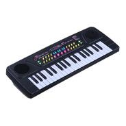 Piano Organeta Juego Niños 37 Teclas Y Micrófono
