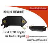 Modulo Chevrolet Es-50 D1906 Regitar Usa Panelita Original