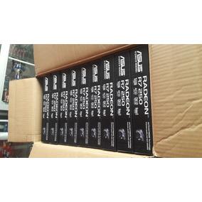 Remato Tarjeta Video Nueva Sellada Asus R7 250 Ddr5 1gb