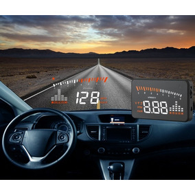 Velocímetro Digital Parabrisas Head Up Display Gratis Laser
