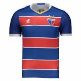 Camisa Fortaleza Oficial 2017/18 Tradiçao Masculina +nf