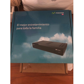 Decodificador Movistar Tv Hd Nuevo Plan Full Hd