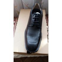 Zapatos Cardinale Negro Financial Talla 40