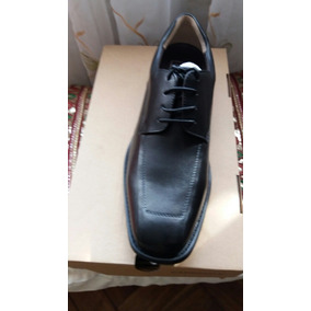 Zapatos Cardinale Negro Financial Talla 40