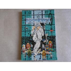 Hq Gibi Manga Death Note Vol 9 Contato Ohba E Obata Ed 2008