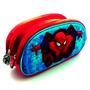 Cartuchera Canopla 3d Spiderman Hombre Araña Doble Cierre