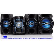 Philips Frontal Caixa Som Philips Fwm6500 Nova Original