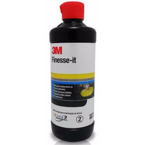 Finesse It 3m Liquido Polidor Automotivo 500ml