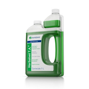 Herbalvet Desinfetante Elimina Odores Canil Rende 500 Litros
