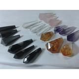 Se Vende Las Piedras Semipreciosas En Forma De Pendulos