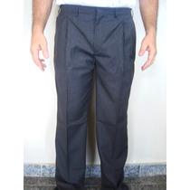 Pantalon De Vestir Para Caballeros En Gabardina