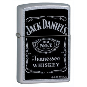 Encendedor Nª 24779 Jack Daniels Zippo Usa Original En Caja