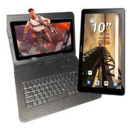 Combo Tablet 10.1 2gb Ram 32gb Zoom + Funda Con Teclado Full