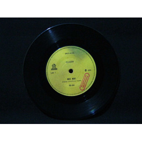 Cláudia - Meu Mar Disco De Vinil Compacto Single Promo