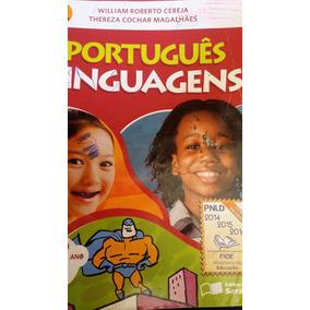 Português Linguagens 6 Ano Saraiva
