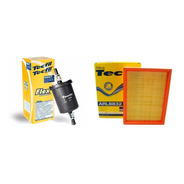 Filtro De Ar / Combustível Gm Corsa 1.0 8v 96 97 98 99 00