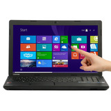 Notebook Toshiba 15 Hd Tactil Dual Core 4gb 500gb Zonalaptop
