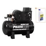Compressor De Ar 7,4 Pes 50 Litros S/rodas Bivolt Csi Schulz