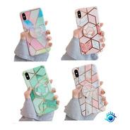 Funda Geometria +pop iPhone Mujer Hombre Dama Protector Case