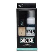 Limpia Zapatillas Shoter Easy Pack-kit (espuma+cepillo+paño