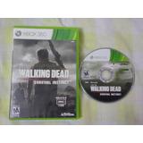 The Walking Dead Survival Instinct De Xbox 360