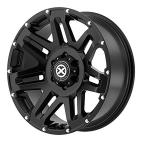 Serie Atx Yukon Cast Hierro Negro Yukon 18x8.5 5x127.00 Hier