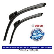 Par Palhetas Originais Bosch Limpador Parabrisa Promoção