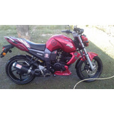 Escape Deportivo / Tuning - Xrs - Completo - Yamaha Fz16