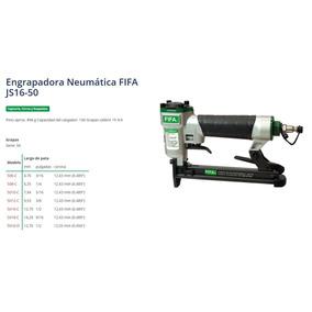 Engrapadora Neumática Fifa Mod. Js16-50